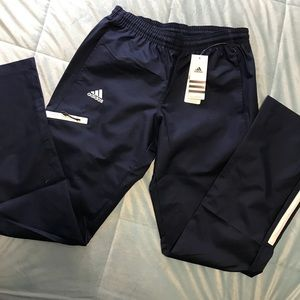 NWT Adidas Womens ClimaPROOF Wind Pants | NAVY